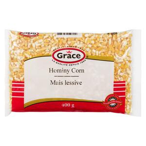 Hominy Corn Grace