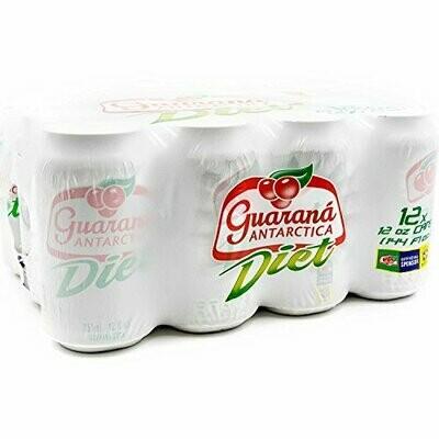 Guarana Antartica Diet 23 Oz