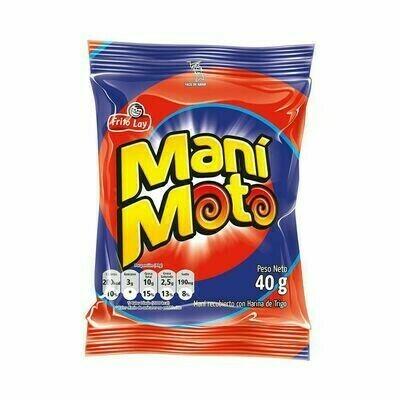 Mani Moto Original Unidad 48g