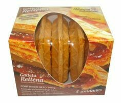 Tropi Sweet Galleta Rellena 140 Gr