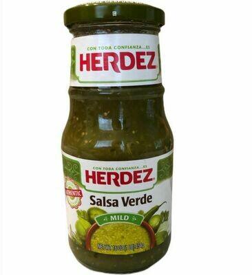 Herdez Salsa Mexicana 16 Oz