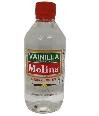 Molina Vainilla Clear 250 Ml