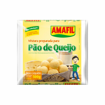 Amafil Pao Queijo