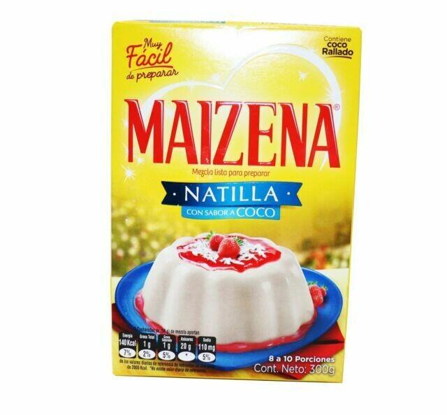 Maizena Natilla Coco 390g