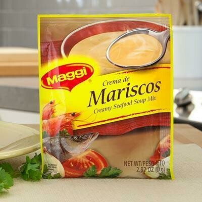 Maggi Mariscos 80 G