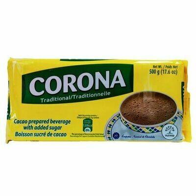 Chocolate Corona 500g