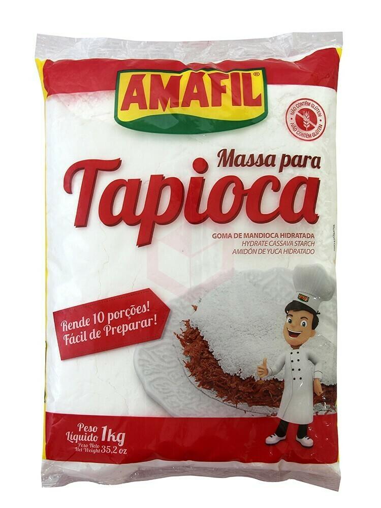 Amafil Massa Para Tapioca