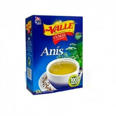 Del Valle Anis