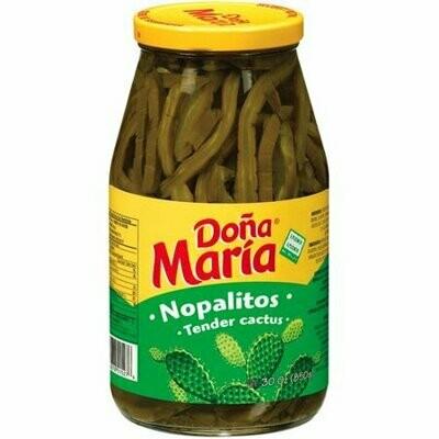 Dona Maria Nopalitos 30 Oz