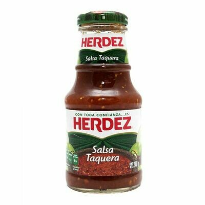 Herdez Salss Taquera Hot