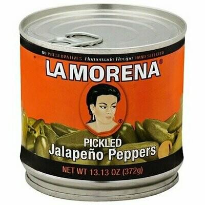 La Morena Pickled Jalapeños Pepper