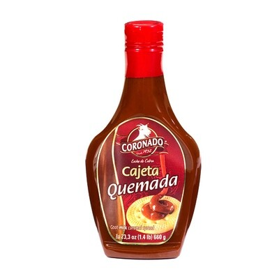 Coronado Cajeta Quemada 23.10 oz