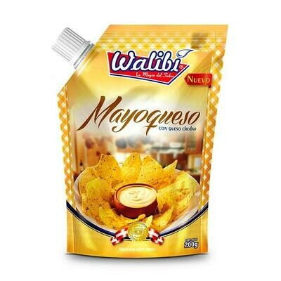 Walibi Mayoqueso 7.1oz