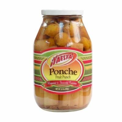 Ya Esta Ponche De Frutas 908 G