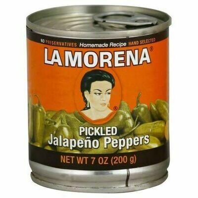 La morena Whole Pickled