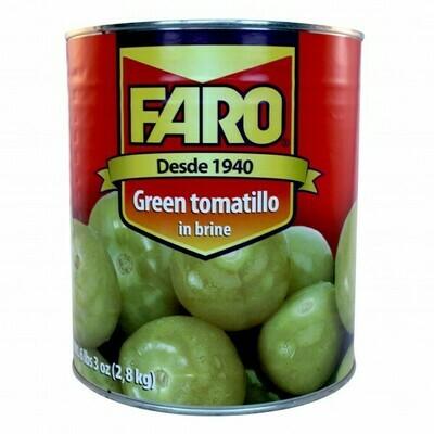Faro Green Tomatillo 2.8Kg