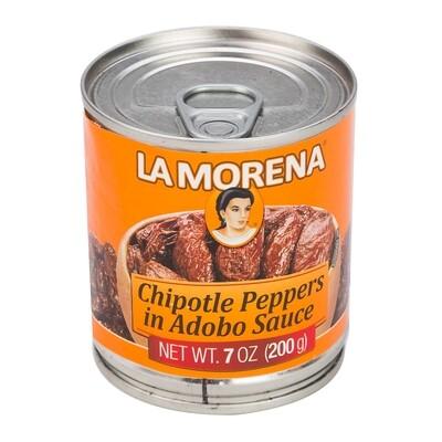 la morena chipotle peppers
