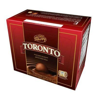 Nestle Savoy Toronto 324g 36 unidades