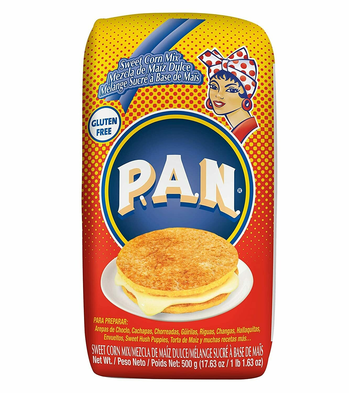 PAN Sweet Corn Mix 500 g