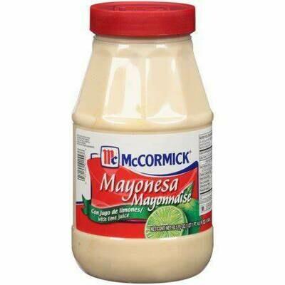 McCormick Mayonesa 828ml
