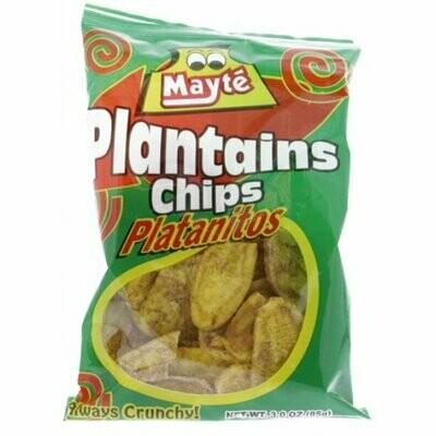 Platanito Mayte 3oz