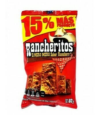 Sabritas Rancheritos 60 g
