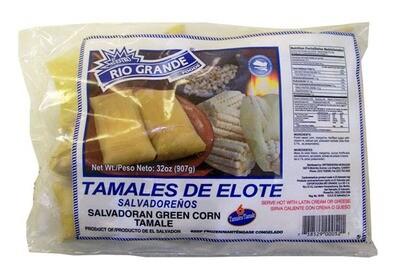 Rio Grande Tamal de Elote 30 oz