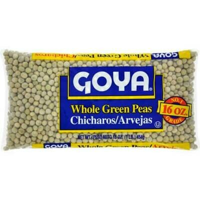 Goya Whole Green Peas Chicharos