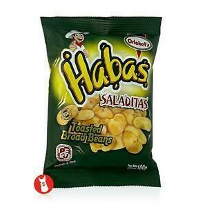 Cricket's Habas Saladitas 100 G