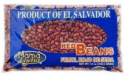 Mama Lycha  Frijol Rojo De Seda 32 Oz