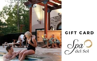 Spa Del Sol Gift Card