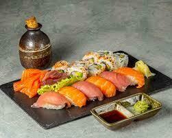 All salmon 12 pcs