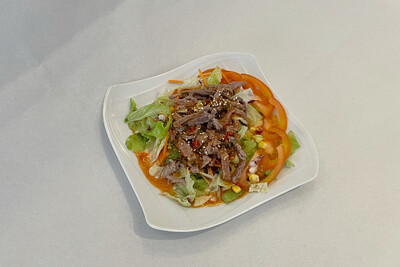 Salade de boeuf à la mode de thaï