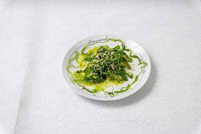 Salade des algues