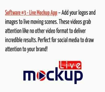 Live Mockup Video App