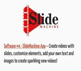 Slide Machine Video App