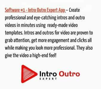 Intro Outro Video App