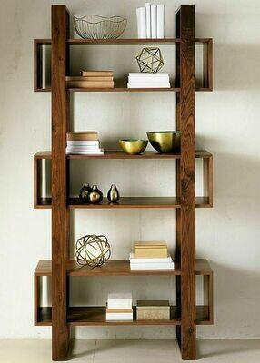 rack the shelf