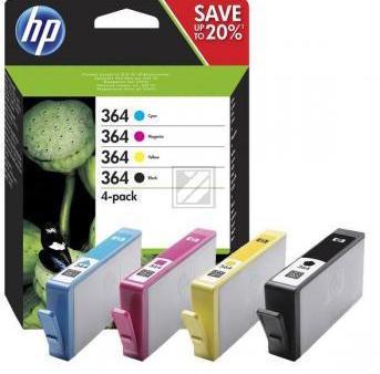 HP 364XL 4-Pack
