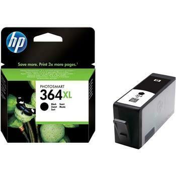 HP 364 XL SCHWARZ
