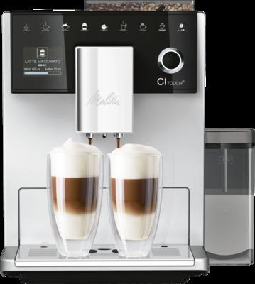 CAFFEO CI Touch Silber (Melitta)