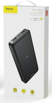 B.Powerbank M36 Wireless Charger PPALL-M3601