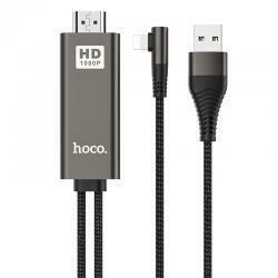 Lightning+USB to HDMI Adapter HOCO
