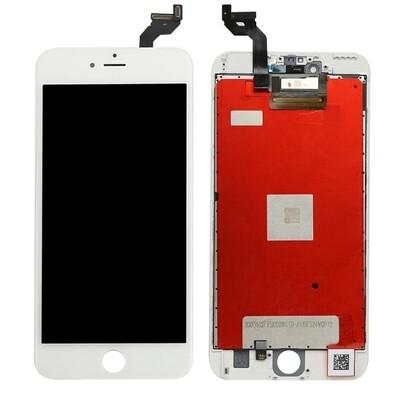 iPhone 6 Plus Weiss Bildschirm (refurbished)