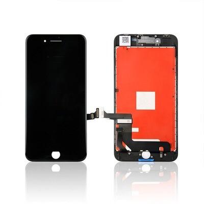 Ersatzdisplay für iPhone 8 Plus Schwarz