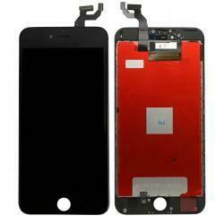 iPhone 6 Plus Bildschirm Schwarz