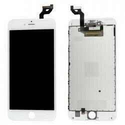 iPhone 6S Weiss Bildschirm