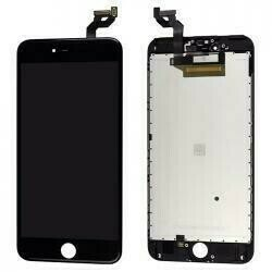 iPhone 6S Schwarz Bildschirm
