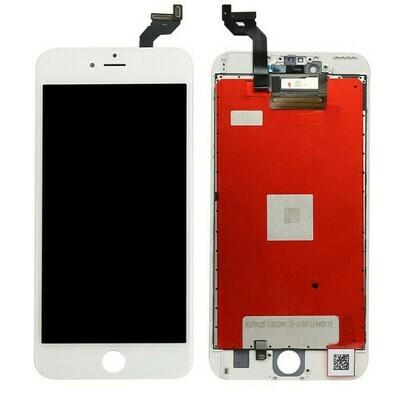 iPhone 6 Plus Bildschirm Weiss