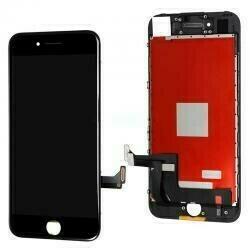 iPhone 7 Plus Schwarz  Display